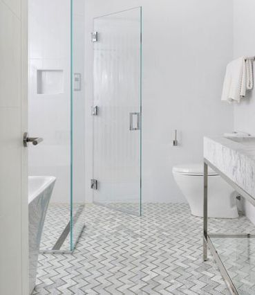 Die besten 25+ Ecke Bad Waschtisch Ideen auf Pinterest Ecke - eckschrank badezimmer weiß