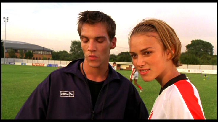 bend it like beckham and gender Bend it like beckham (2002 the need for gender equality since before we're never going to find a girl who can bend it like david beckham.