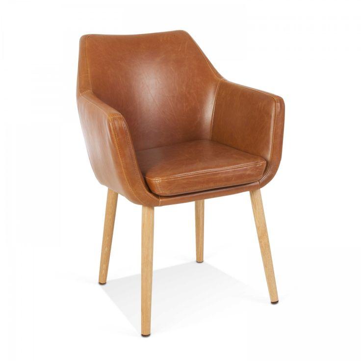 Esstisch stühle leder grau  Die besten 25+ Leder Esszimmerstühle Ideen auf Pinterest | Leder ...