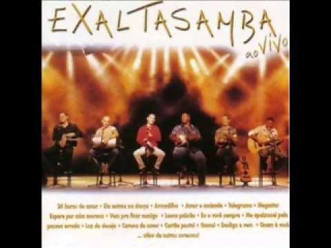 ▶ CD Exaltasamba - Ao vivo 2002 - Com Chrigor e Péricles - YouTube