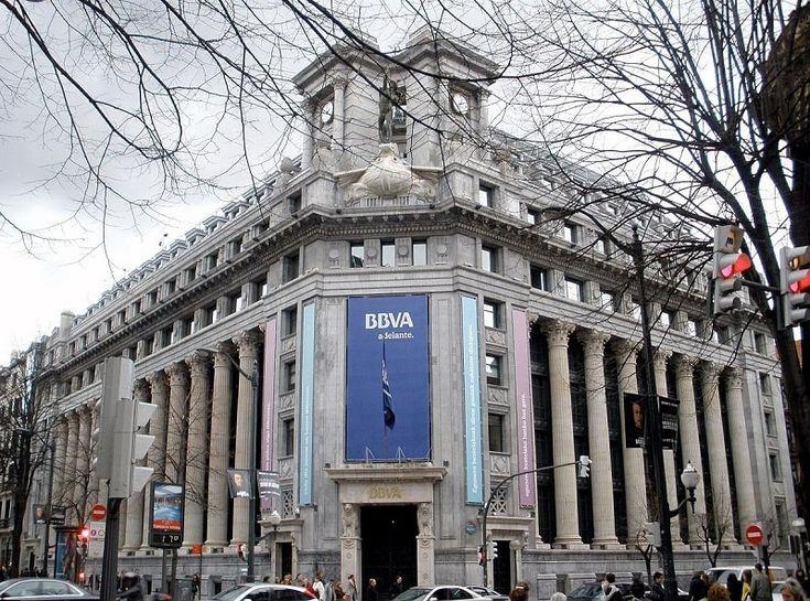 O Banco Bilbao Vizcaya Argentaria (BBVA), um dos maiores bancos da Espanha, testou a rede