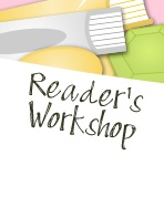 Great blog information about Reader's Workshop-definitely will use some of her ideas in the future.