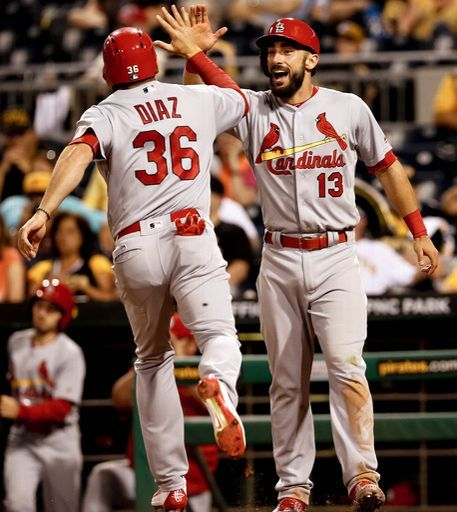 St. Louis Cardinals vs. Pittsburgh Pirates - Photos - June 10, 2016 - ESPN