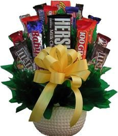 Candy Bouquet & Birthday Candy Bouquet