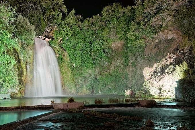 Cascata di Isola del Liri (Lazio) - Le 10 meraviglie Naturali d'ITALIA