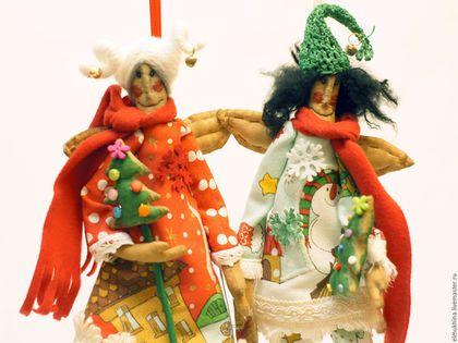 Ангелы. Новогодние Ангелы.Новогодний подарок. Интерьерная кукла. Авторская кукла. Недорогой подарок. Подарок на рождество.Рождественский ангел.Ручная работа.Купить недорого.Что подарить на Новый год.
