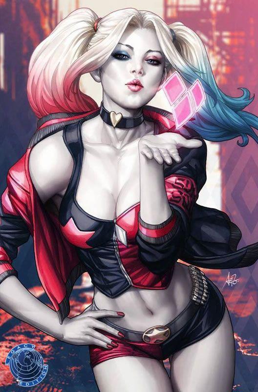 Overdose de Arlequina! Veja todas as capas da nova série Harley Quinn