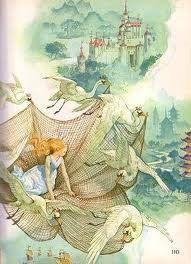 I cigni selvatici è una fiaba del 1838 dello scrittore danese Hans Christian Andersen