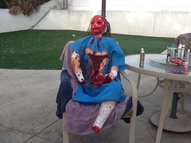 1000 Images About No Mercy Hospital Halloween Diy