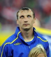 Fussball International EM 2012-Qualifikation: Yevgeny Averchenko (Kasachstan)