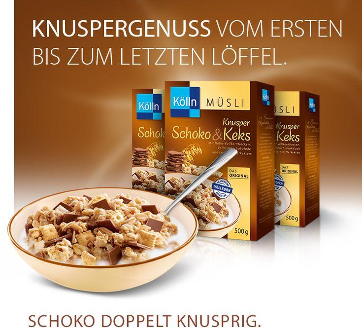 Kölln Müsli Knusper Schoko&Keks: koelln.de