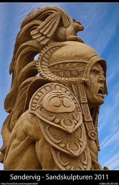 Søndervig - Sandskulpturen 2011 | Flickr - Photo Sharing!