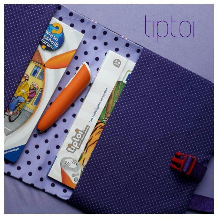 13 besten Tiptoi Bilder auf Pinterest   Stifte, Taschen nähen und ...