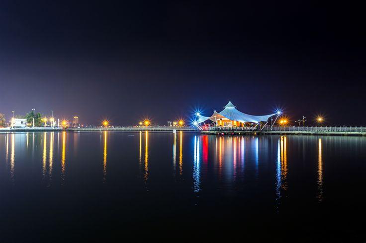 Ancol Bay - Copyright © Ashagi Harahap.