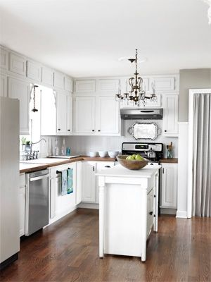See amazing before and after photos, and get inspired to remodel your own kitchen with our easy tips