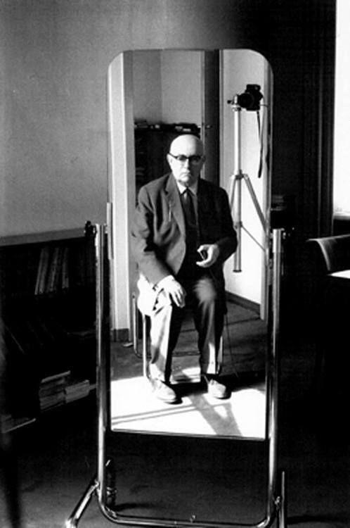 Adorno's selfie