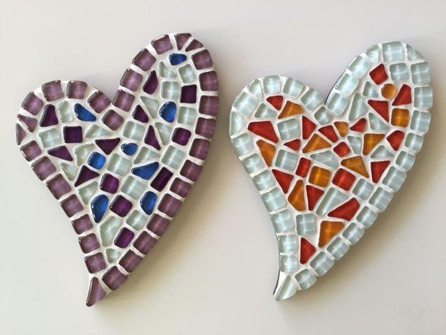 New hearts.