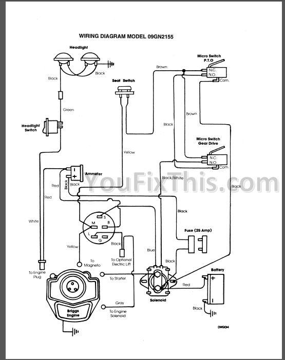 Ford YT12.5 YT14 YT16 YT16H YT18H Repair Manual [Tractor