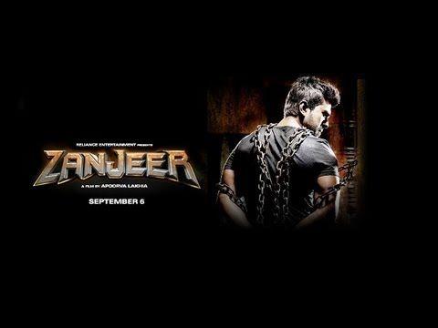 Zanjeer Trailer | 2013 Film | Ram Charan, Priyanka Chopra, Prakash Raj,Sanjay Dutt - YouTube