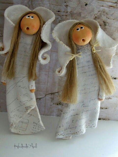 Salt dough handmadeanuli.blogspot.com