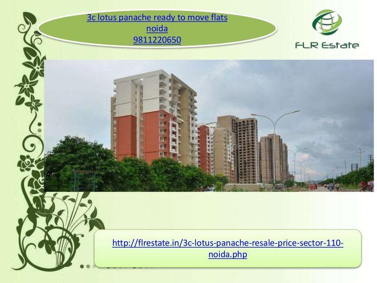 3c lotus panache resale price 9811220650 sector 137 noida by Rajesh Kumar via slideshare