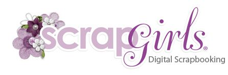 Scrap Girls Digital Scrapbooking: you will find an amazingly large catalogue of high-quality supplies $