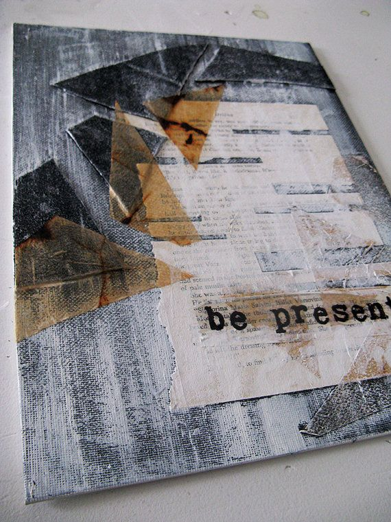 die besten 25 collage auf leinwand ideen auf pinterest recycling buntstifte matrizenpapier. Black Bedroom Furniture Sets. Home Design Ideas