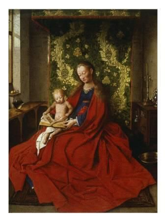 Madonna and Child Giclee Print by Jan van Eyck at AllPosters.com