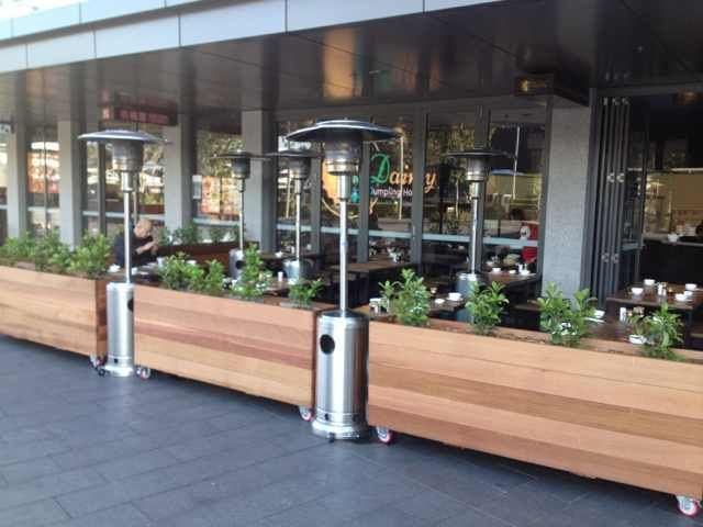 20 best images about storefront design partitions on for Restaurant patio design ideas