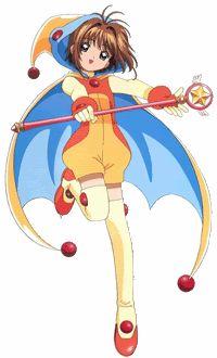 Cardcaptor Sakura in The Rain Costume