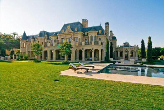 Beautiful mansions dream homes pinterest beautiful for Big houses in america