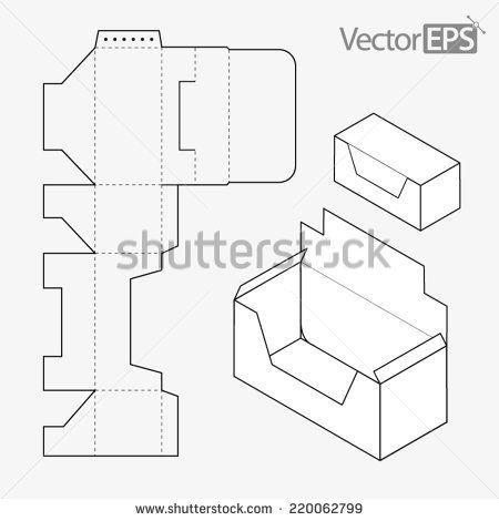Box Template Fotografie, snímky a obrázky   Shutterstock