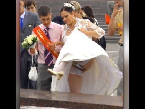 most hilarious wedding photos ever! funniest strangest and