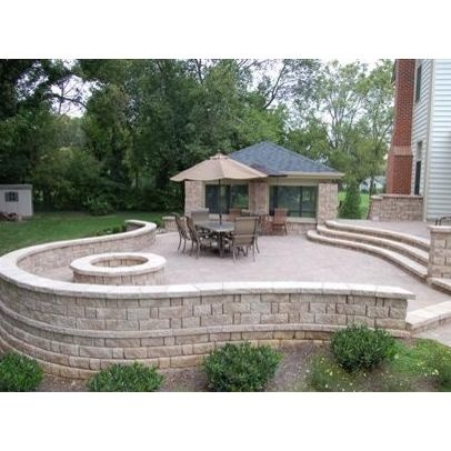 backyard raised patio ideas. Traditional Home Raised Patio Design, Pictures, Remodel, Decor And Ideas - Page 15 Backyard