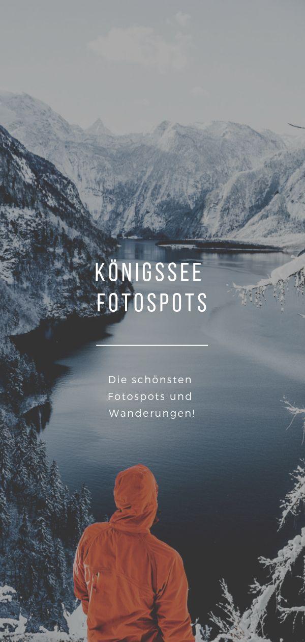 Ein Tag am Fotospot Königssee in Berchtesgaden