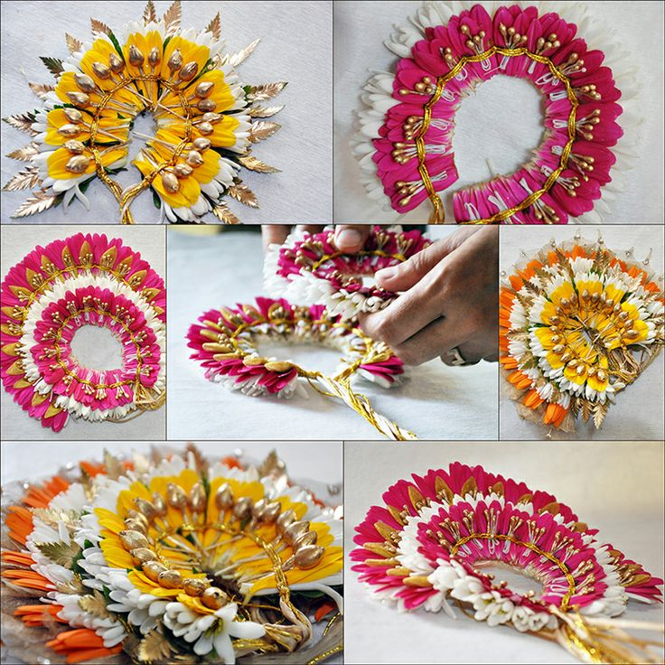 Flower Garland: Pin By Ananya N On Places To Visit
