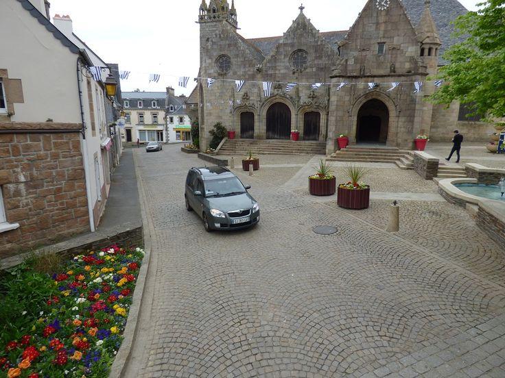 Brittany, France. April 2016