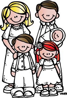 LDS Illustrations in color or black and white. Perfect to laminate for a quiet book with dry erase crayons/markers!