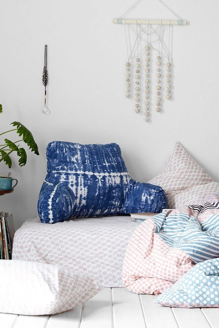 Magical Thinking Tie-Dye Boo Pillow