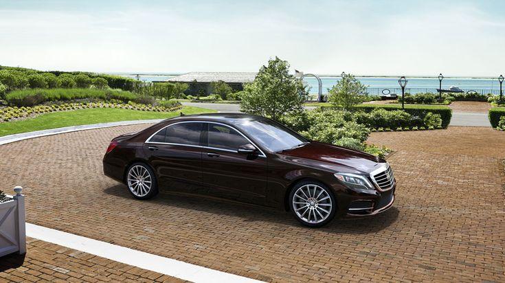 2014 Mercedes-Benz S-Class http://www.peoria.mercedesdealer.com/new/models/2014-s-class
