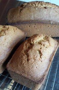 Pie Pumpkin Tea Bread