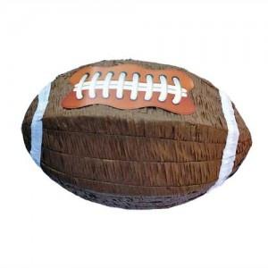 rugby football-pinata