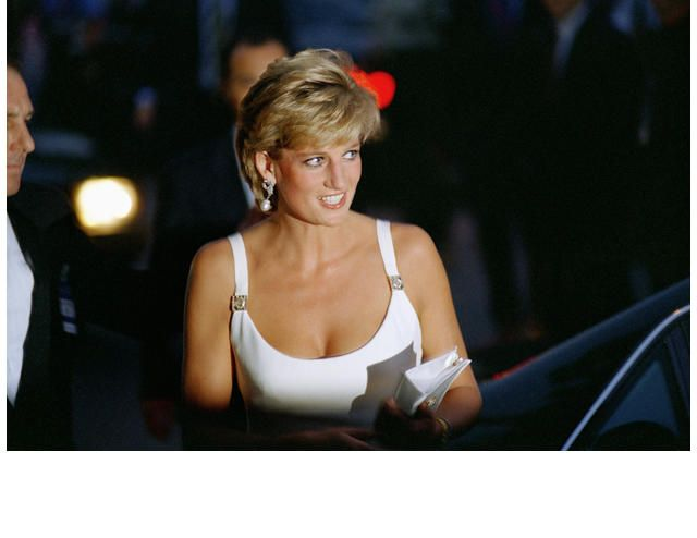 Stunning picture of Princess Diana