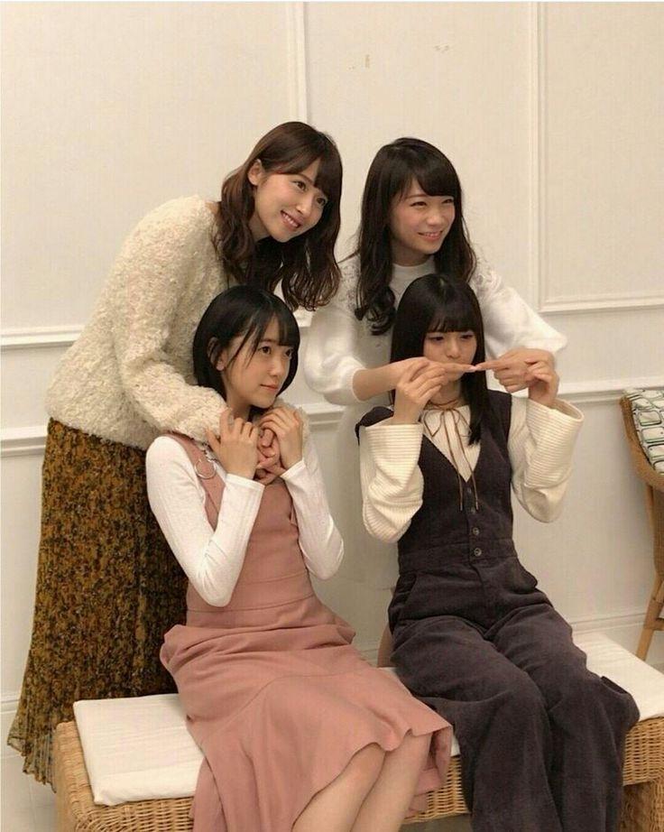 乃木坂46 衛藤美彩 秋元真夏 堀未央奈 齋藤飛鳥 Nogizaka46 Eto Misa Akimoto Manatsu Hori Miona Saito Asuka