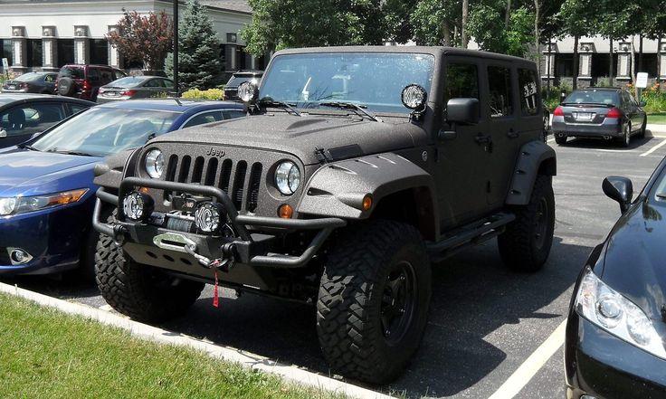 Kevlar Coated Jeep Jk W Pocket Style Flares Jeep