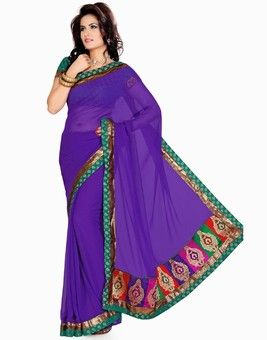 Hugely popular daily wear as well as party wear saree on sale