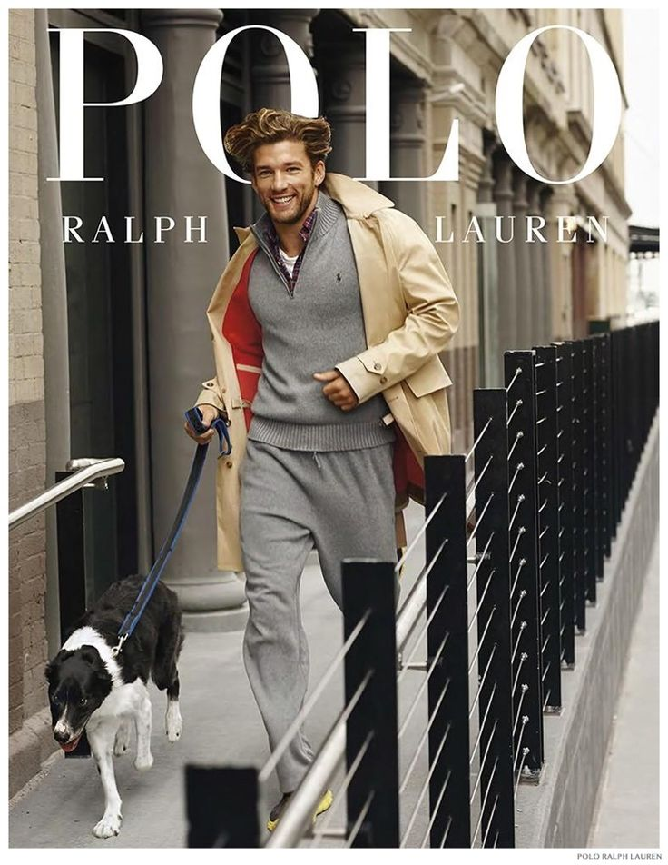 Polo Ralph Lauren Embraces Holiday Spirit with 2014 Campaign image