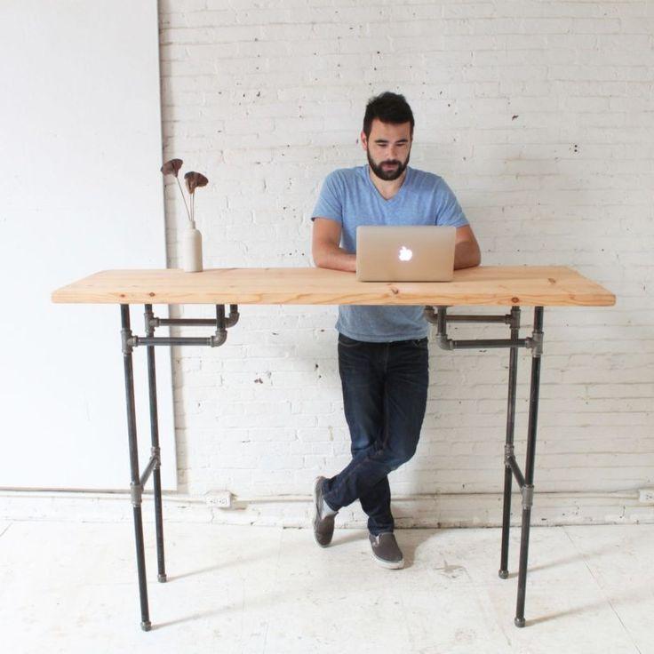 DIY Schreibtisch Erscheint In Zahlreichen Design Varianten!