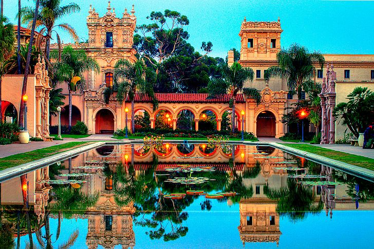 Balboa Park (25 San Diego Free Attractions).