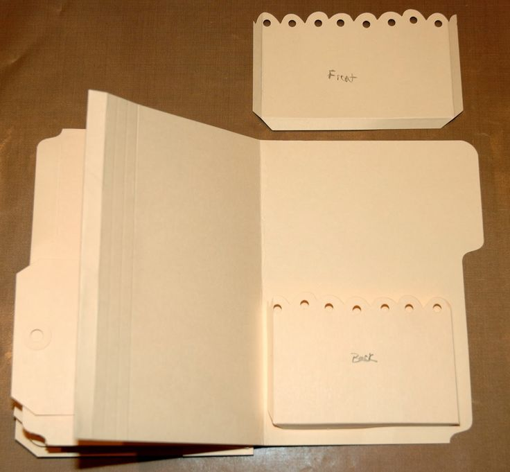 mini album from manilla folders ... genuis!  CREATIVITY IS CONTAGIOUS: A VINTAGE MINI ALBUM FILLED WITH WORDS
